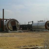 油泥炼油设备