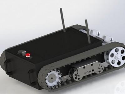 TC-600磁吸附机器人