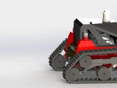 RXR-M100BD-TX履带式消防机器人