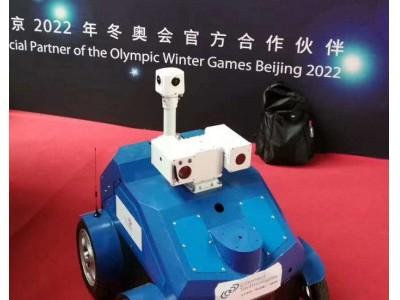 W800电力巡检机器人