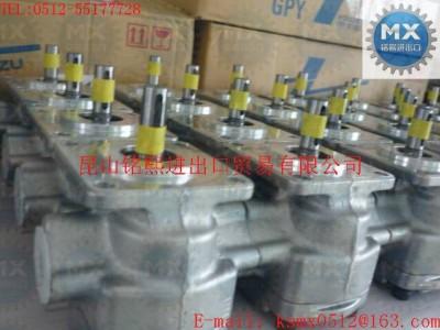 SHIMADZU齿轮泵YPD12.5-2.5