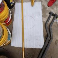 动臂油缸缸管(右长)
