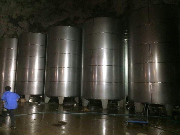 保温不锈钢容器