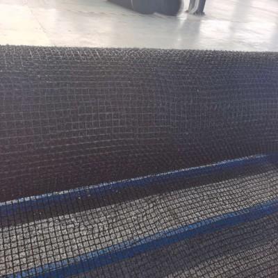 加筋型水土保护毯