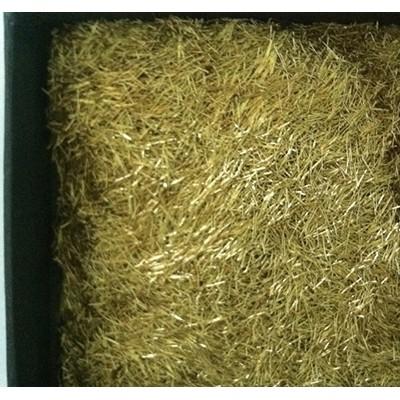 镀铜微丝钢纤维