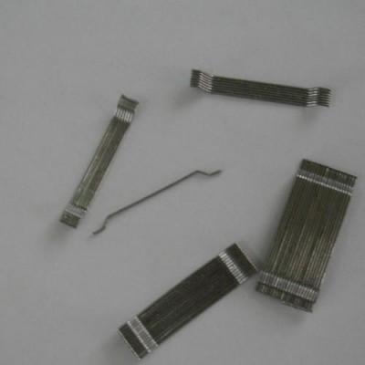 端钩联排型钢纤维