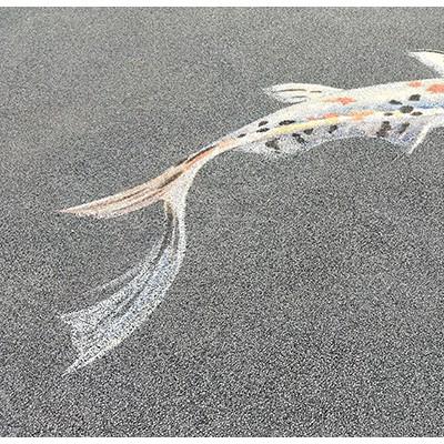 3D彩绘艺术路面