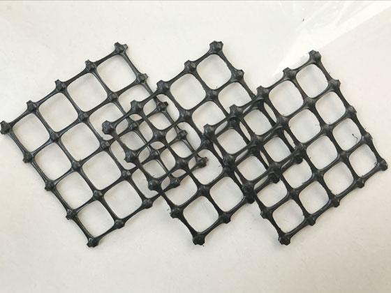 双向塑料土工格栅
