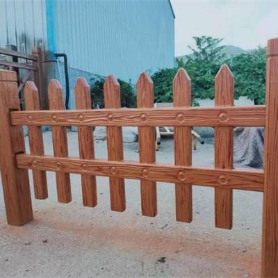 水泥仿木护栏